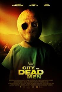 City of Dead Men - Poster / Capa / Cartaz - Oficial 1