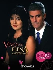 Vivo por Elena - Poster / Capa / Cartaz - Oficial 1