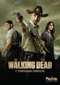 The Walking Dead (1ª Temporada) - Poster / Capa / Cartaz - Oficial 2