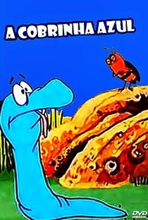 A Cobrinha Azul - Poster / Capa / Cartaz - Oficial 1