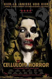 Celluloid Horror - Poster / Capa / Cartaz - Oficial 1
