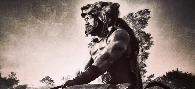 Prévia do trailer, imagens inéditas e pôster de Hércules: The Thracian Wars, com Dwayne Johnson