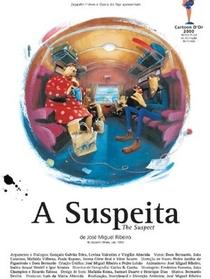 A Suspeita - Poster / Capa / Cartaz - Oficial 1