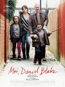 Eu, Daniel Blake - Poster / Capa / Cartaz - Oficial 4