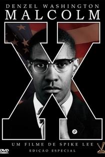 Malcolm X - Poster / Capa / Cartaz - Oficial 4