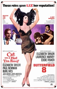 Disque Butterfield 8 - Poster / Capa / Cartaz - Oficial 2