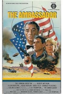 O Embaixador - Poster / Capa / Cartaz - Oficial 4
