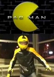 Pac-Man - O Filme - Poster / Capa / Cartaz - Oficial 1