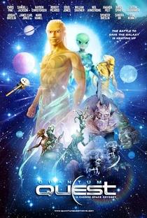 Quantum Quest: A Cassini Space Odyssey - Poster / Capa / Cartaz - Oficial 1
