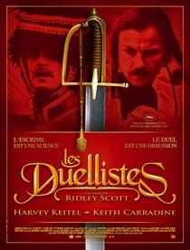 Os Duelistas - Poster / Capa / Cartaz - Oficial 3