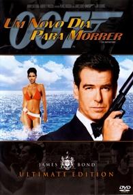 007 - Um Novo Dia Para Morrer - Poster / Capa / Cartaz - Oficial 2