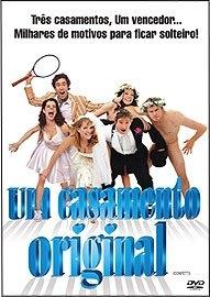 Um Casamento Original - Poster / Capa / Cartaz - Oficial 1