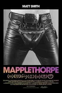 Mapplethorpe - Poster / Capa / Cartaz - Oficial 2
