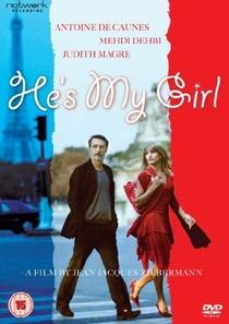 He's My Girl - Poster / Capa / Cartaz - Oficial 2
