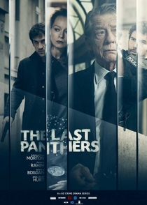 The Last Panthers - Poster / Capa / Cartaz - Oficial 1