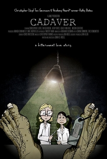 Cadáver - Poster / Capa / Cartaz - Oficial 1
