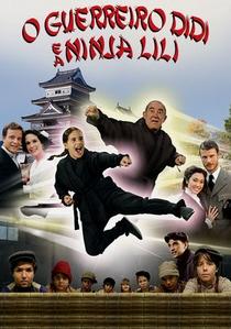 O Guerreiro Didi e a Ninja Lili - Poster / Capa / Cartaz - Oficial 2