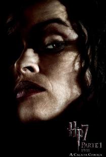 Harry Potter e as Relíquias da Morte - Parte 1 - Poster / Capa / Cartaz - Oficial 10