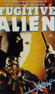 Fugitive Alien - Poster / Capa / Cartaz - Oficial 1