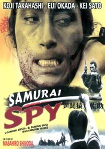 O Samurai Espião - Poster / Capa / Cartaz - Oficial 2
