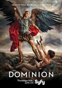Dominion (1ª Temporada) - Poster / Capa / Cartaz - Oficial 1