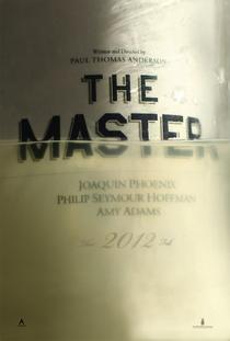 O Mestre - Poster / Capa / Cartaz - Oficial 4