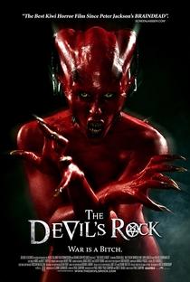 A Rocha do Diabo - Poster / Capa / Cartaz - Oficial 3
