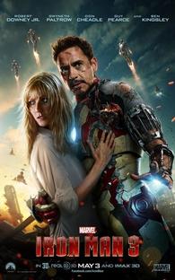 Homem de Ferro 3 - Poster / Capa / Cartaz - Oficial 6