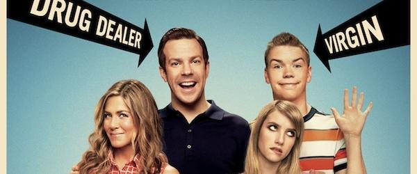 """Jennifer Aniston em trailer da comédia """"We're the Millers"""", com traficantes e stripers"""