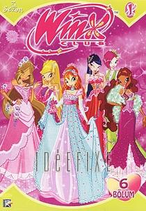 O Clube das Winx (3ª Temporada) - Poster / Capa / Cartaz - Oficial 1