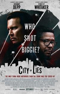 City of Lies - Poster / Capa / Cartaz - Oficial 1