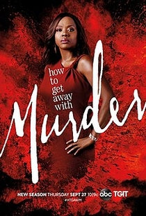 How to Get Away with Murder (5ª Temporada) - Poster / Capa / Cartaz - Oficial 1