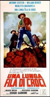 Uma Longa Fila de Cruzes - Poster / Capa / Cartaz - Oficial 2