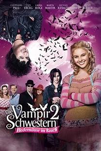 As Irmãs Vampiras 2 - Poster / Capa / Cartaz - Oficial 3