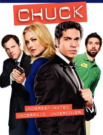 Chuck (4ª Temporada) - Poster / Capa / Cartaz - Oficial 1