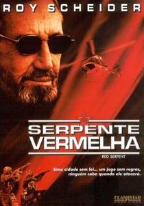 Serpente Vermelha - Poster / Capa / Cartaz - Oficial 1
