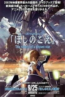 Vozes de uma Estrela Distante - Poster / Capa / Cartaz - Oficial 5