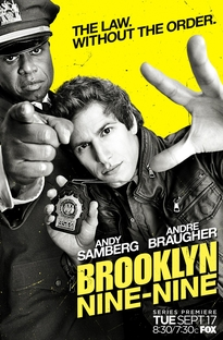 Brooklyn Nine-Nine (1ª Temporada) - Poster / Capa / Cartaz - Oficial 3