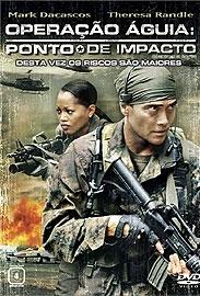 Operação Águia - Ponto de Impacto - Poster / Capa / Cartaz - Oficial 2