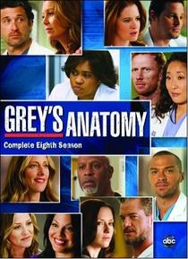 Grey's Anatomy (8ª Temporada) - Poster / Capa / Cartaz - Oficial 1