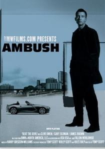 Ambush - Poster / Capa / Cartaz - Oficial 1