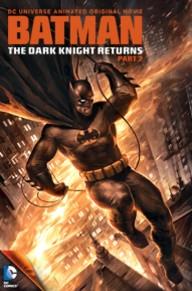 Batman: O Cavaleiro das Trevas - Parte 2 - Poster / Capa / Cartaz - Oficial 1