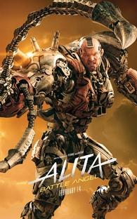Alita: Anjo de Combate - Poster / Capa / Cartaz - Oficial 14