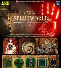 Mundo Espiritual III - Fantasmas Reais, Anjos Reais, Demônios Reais - Poster / Capa / Cartaz - Oficial 1