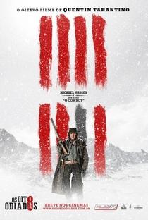 Os Oito Odiados - Poster / Capa / Cartaz - Oficial 14