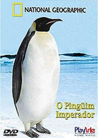 National Geographic - O Pinguim Imperador - Poster / Capa / Cartaz - Oficial 1
