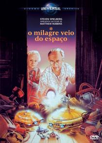 O Milagre Veio do Espaço - Poster / Capa / Cartaz - Oficial 5