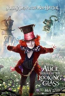 Alice Através do Espelho - Poster / Capa / Cartaz - Oficial 29