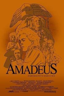 Amadeus - Poster / Capa / Cartaz - Oficial 8