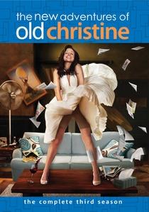 As Novas Aventuras da Velha Christine (3ª Temporada) - Poster / Capa / Cartaz - Oficial 1